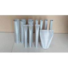 Rosin Press tubo de malla de acero inoxidable 25 50 100 tubos de terp de 150 micras