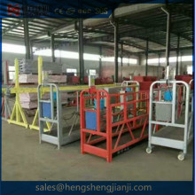 Zlp Suspended Platform 630 Lifting Platform Working Platform