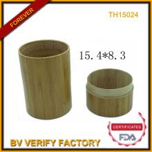 Casos de bambu personalizado para óculos de sol em massa compram da China Th15024