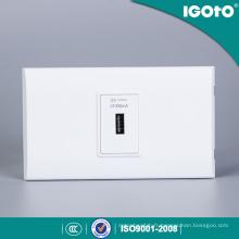 American Standard USB Plug Chargeur Power Point Prise électrique