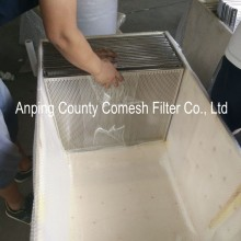 Perforated Metal Fruit Dryer Food Dehydrator Tray