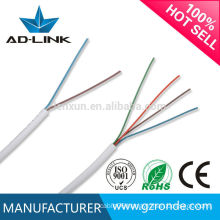 Wiring Indoor and Outdoor rj22 telephone cable