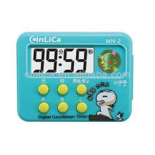 Réglage de la minuterie / horloge minuterie pour éclairage sport / batterie avec minuterie