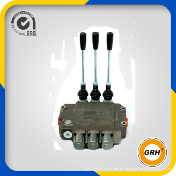 Hydraulic Directional Control Valve for Multiple Directional Control Monoblock Valves