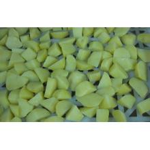 IQF morceau de patates douces congelées