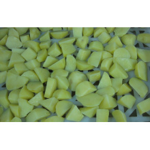 IQF frozen sweet potato chunk