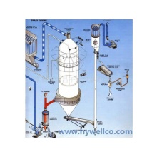 Stainless Steel Vitamin Granule Pressure Spray Dryer