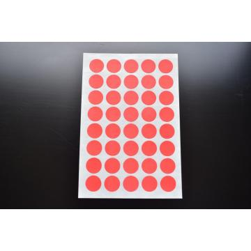 Custom Round Adhesive Labels all Purpose Stickers