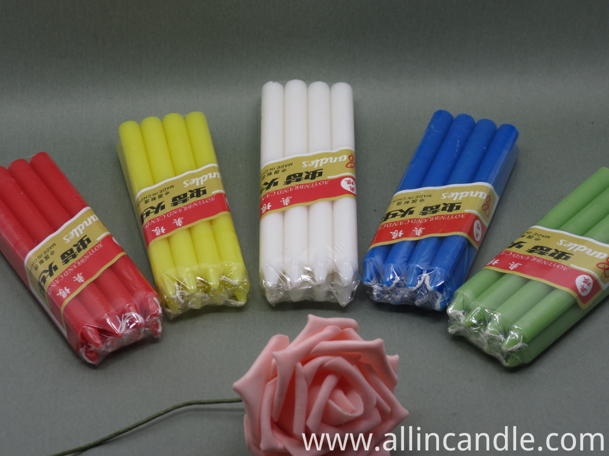 color stick candle (110)