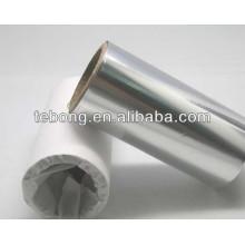 Feuille d'aluminium direct en usine en bobine