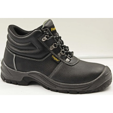 Double density color concise style safety shoes