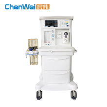 Cwm-201a Professional Medical Anesthesia Ventilator Machine with Aplvalve Electric ISO 9001/13485 & CE Online Technical Support