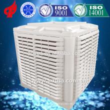 Protección del medio ambiente Ventilador de aire abierto evaporativo de pared de descarga
