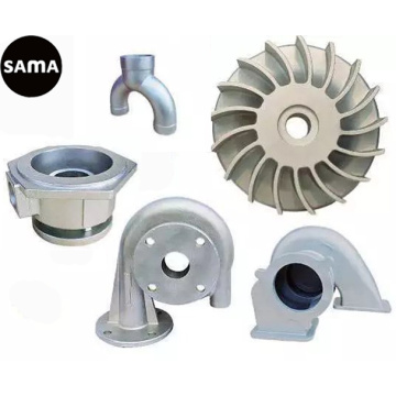 Steel Investment Casting for Pump Part
