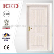 Apartment Steel Wood Door KJ-705 For Bedroom and Bathroom