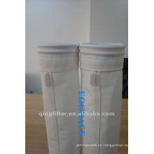 Bolsa de filtro acrílico de cemento