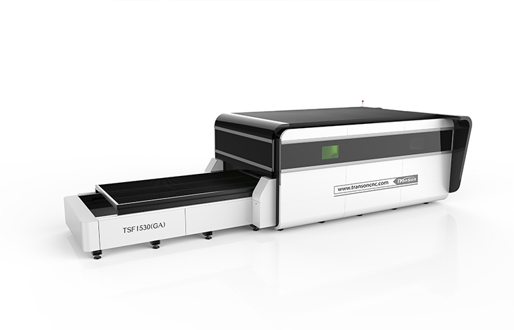 Exchange Table Fiber Laser Cutting Machine