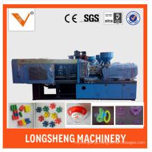 Máquina de moldagem por injeção de plástico 128ton