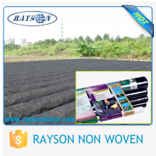 polypropylene ( pp) slit film Ground Cover geotextile weed membrane Landscape Fabric