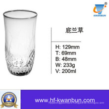 Water Glass Cup Glass Tea Cup Glassware Kb-Hn0351