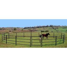 Round Farm Corral Stall para caballo