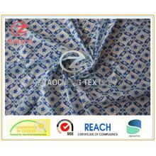 350t Druck Nylon Taft für Jacke mit bester Farbe Fastness (ZCGP090)