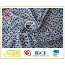 350t Печать нейлоновая тафта для куртки с лучшей цветовой устойчивости (ZCGP090)