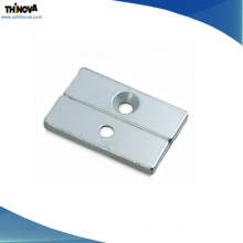 High Quality Various Shapes Neodymium Iron Boron Magnets with Holes
