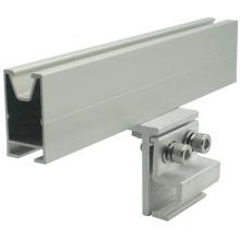 10KW Metal Roof solar PV mounting system Kliplok kits