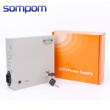 Sompom CCTV Power Supply 12V 4.2A 4CH CCTV Camera Power Box CCTV Accessories