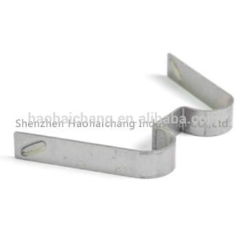 Fournisseur de matériel chinois Usine de Shenzhen personnalisé estampage partie shrapnel métal