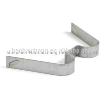 Chinese hardware supplier Shenzhen factory customized stamping part metal shrapnel