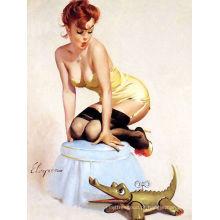 Customizável Vintage Pôsteres