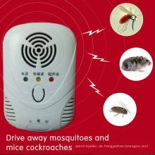 Ultraschallwellen-Mückenschutzgerät, Maus, die Gerät austreibt