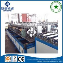 Maquina de formação de painéis metálicos para gabinete elétrico