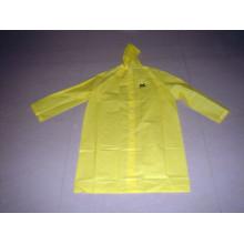 High Quality Waterproof EVA Yellow Raincoat for Men