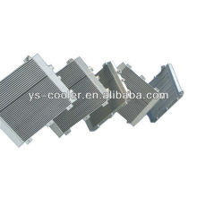 Radiador de alumínio de alta eficiência para venda