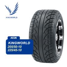 China Schwarzer Gummigolf-Auto-Reifen