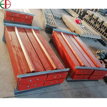 Customized High Chrome Impact Crusher Wearing Plates Spare Parts Hammer Blow Bar