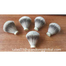 18/57 Silvertip Badger Hair Shaving Brush Knots