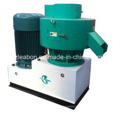 Ring Die Wood Sawdust Pelletizer Machine with Low electric Cost