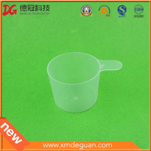 Short Handle Plastic Measuring Scoop for Pet Food