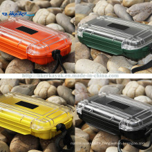 Hard Plastic Waterproof Box for Outdoor Sports (LKB-3010)