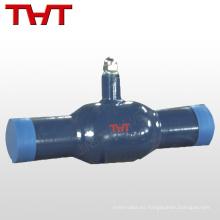 soldadora denso media válvula de bola para calefacción
