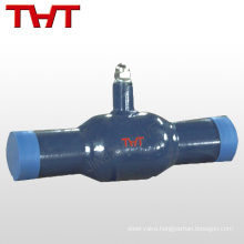 welding denso half ball valve for heating