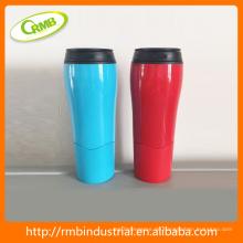 Heiße Verkauf schwarze Reise tassen Kaffeetasse
