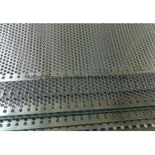 Металлическая пластина/лист Цена лист 304/316L/321 Пефорированный нержавеющей стали