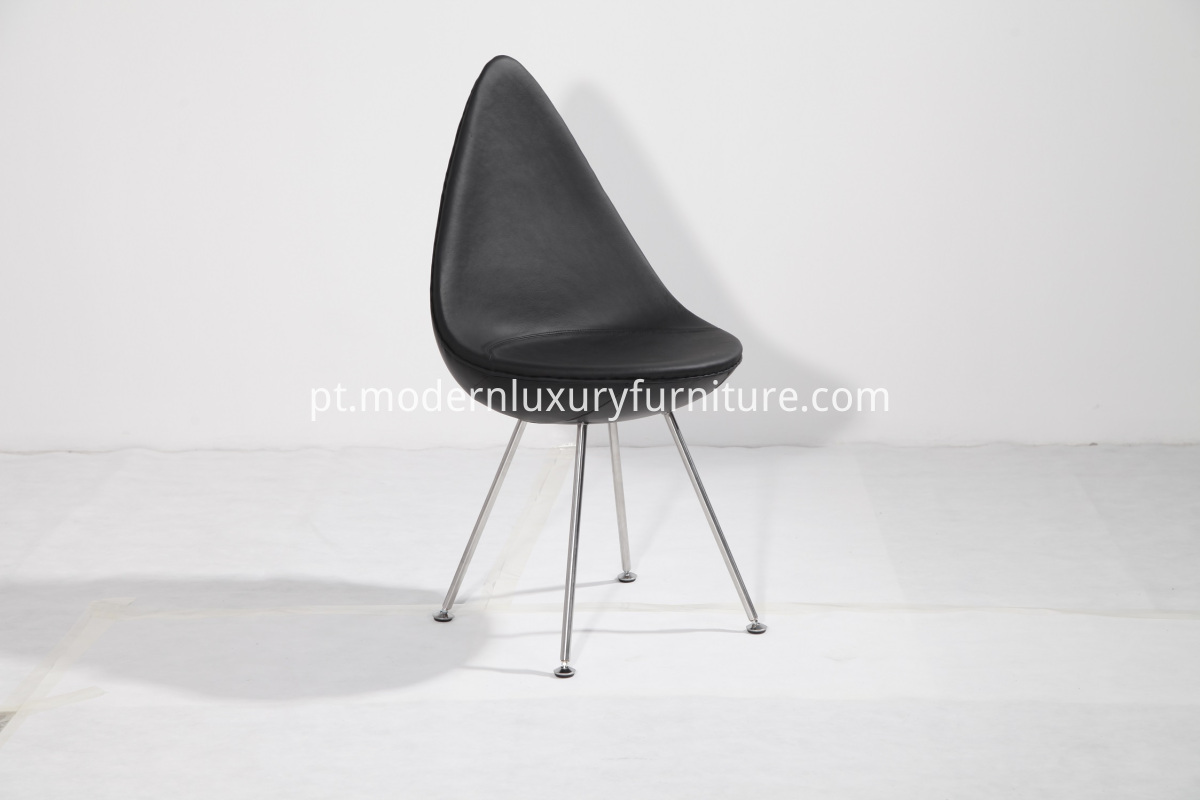 arne jacobsen drop chair reproduction