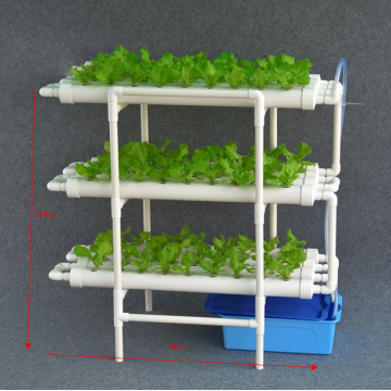 NFT 12 pipe indoor home hydroponic gardening