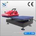 XINHONG double chaleur en appuyant sur la Machine, Machine à deux Tables de transfert thermique